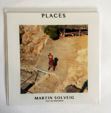 Martin Solveig (Feat. Ina Wroldsen) - Places 2 Track Promo CD 2016