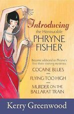 Introducing the Honorable Phryne Fisher by Kerry Greenwood (2011, Paperback)