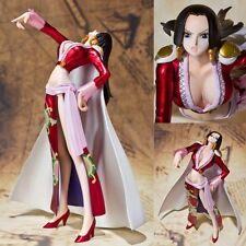 "Anime One Piece Boa Hancock Looking Down Upon Ver. 8"" PVC Figure No Box"