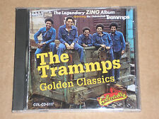 THE TRAMMPS - GOLDEN CLASSICS - RARO CD