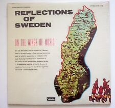 REFLECTIONS OF SWEDEN ON THE WINGS OF MUSIC FIESTA RECORDS FLPS 1378 - SEALED LP