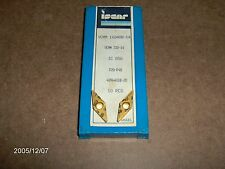 """VCMM  332-14, GR: IC 656 """"ISCAR"""" TURNING/FACING  INSERTS, 7 PIECES"""