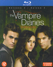 The Vampire Diaries : season 2 (4 Blu-ray Discs)