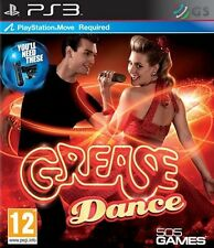 Grease Danza Movimiento Ps3 * Nuevo Sellado Pal *
