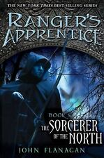 The Sorcerer of the North: Book 5 (Ranger's Apprentice)-ExLibrary