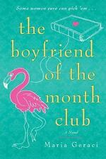 The Boyfriend of the Month Club-ExLibrary