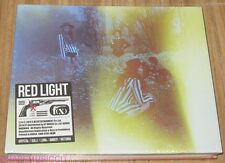 f(x) FX RED LIGHT 3RD ALBUM Type A SLEEPY CAT VERSION CD SEALED