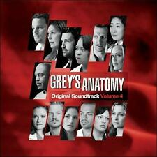SOUNDTRACK - GREY'S ANATOMY VOLUME 4 - CD - NEW