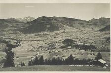 Gstaad -mit Gastlosen um 1930