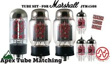 Tube Set - for Marshall JTM45OS JJ Brand
