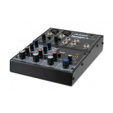 Alesis MultiMix 4 USB | 4-Kanal Mischpult | USB Interface | Live/Studio-Mixer