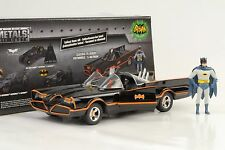 1968 Batmobile Batman Figur Robin Classic TV Series Movie 1:24 Jada
