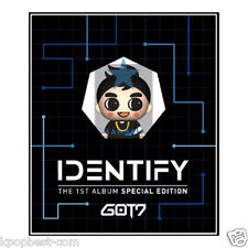 GOT7 - IDENTIFY 1st Album Repackage SPECIAL EDITION Figure USB Limited (BAMBAM)