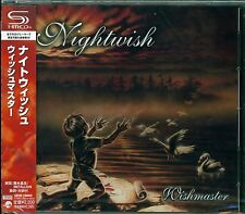 NIGHTWISH WISHMASTER CD +3 - JAPAN RMST SHM - Tarja Turunen - GIFT QUALITY!