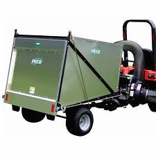 Peco 36 Cu Ft 205cc Tow Behind Lawn Vacuum