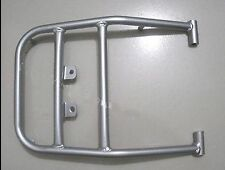 Silver Rear Luggage Rack For SUZUKI DRZ400 DR-Z400S DRZ400M