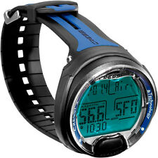 Cressi Leonardo Dive Computer Watch -Black / Blue