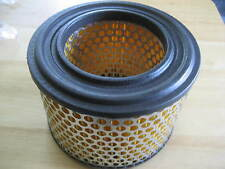 """NEW VINTAGE BMW /2 AIR FILTER, FITS """"S"""" TYPE LARGE AIR CLEANER HOUSING NEW"""