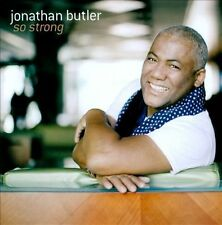 So Strong by Jonathan Butler (CD, May-2010, Rendezvous Ent.)         FAST SHIP