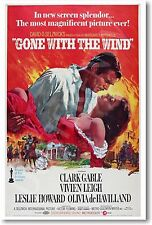 Gone With The Wind - Clark Gable - NEW Vintage Film Movie POSTER