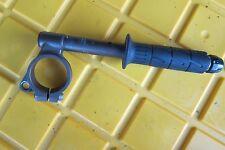 04 05 KAWASAKI ZX10R ZX 10 NINJA HANDLEBAR WITH THROTTLE TUBE AND BAR END WEIGHT