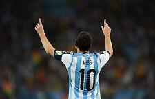 Poster A3 Lionel Messi Argentina Futbol Club Barcelona 06