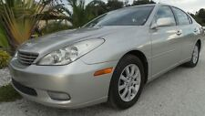 Lexus : ES Base Sedan 4-Door