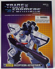 Hasbro Transformers G1 Reissue CS IX Triple Changer Astrotrain