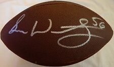 Sean Weatherspoon Signed Football Atlanta Falcons Autograph Missouri Auto COA