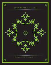 Seraph of the End Vampire Reign Season One Blu-ray Disc 8-Disc Set Season 1 New