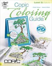 Copic Coloring Guide Level 2: Nature, Walker, Marianne, Schaan, Colleen, New Boo