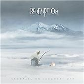 REDEMPTION-Snowfall On Judgment Day  CD NEW