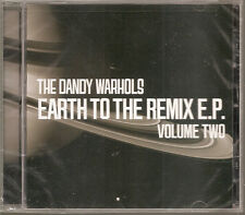 """DANDY WARHOLS """"Earth to the Remix E.P. Volume 2"""" CD sealed"""