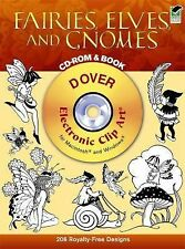 Fairies, Elves, and Gnomes by Marty Noble (2005, Paperback)