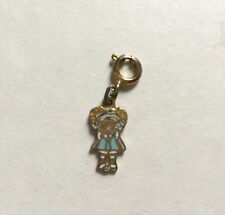 Vintage Strawberry Shortcake Jewelry Charm Featuring Angel Cake (1980)