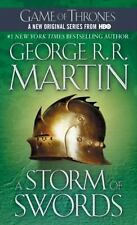 A Song of Ice and Fire(Game of Thrones): A Storm of Swords 3 by George R. R....