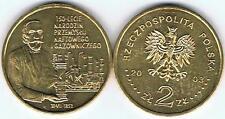 Przemysl Naftowy - Gas 2003 2 Zl Muenze Nordic Gold Bfr,