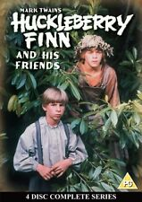Huckleberry Finn And His Friends Complete Series - NEW & SEALED DVD - Mark Twain