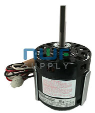 Coleman Genteq A.O. Smith F42F52A50 Blower Motor 1/3 HP 115v 1075 RPM 2 Speed