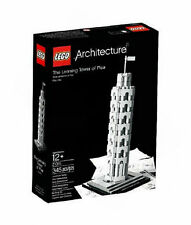 LEGO Architecture The Leaning Tower of Pisa 21015 New Sealed FREE P&P