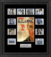 G.I. JANE FRAMED FILM CELL MEMORABILIA DEMI MOORE FILM CELLS