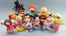 Vintage 1980's Cabbage Patch PVC and stamp figure lot of 13