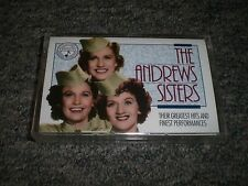 The Andrews Singers~Their Greatest Hits Tape 1~SEALED/NEW~Vocal Pop~FAST SHIP