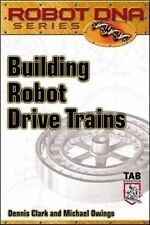 NEW - Building Robot Drive Trains (Tab Robotics)