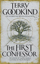 NEW The First Confessor & Warheart By Terry Goodkind Paperback Free Shipping