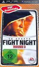 Playstation Sony PSP FIGHT NIGHT 3 ROUND 3 * Top Zustand