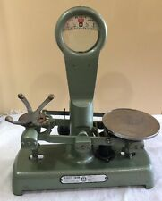 Antique Vintage DETECTO-GRAM SCALE N.Y. Model 7405 Candy Store Apothecary