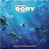 NEW/SEALED Thomas Newman - Finding Dory CD [Original Soundtrack OST] (2016)