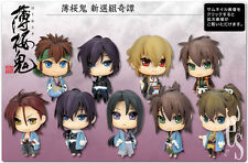Hakuoki one coin grande figure collection set Hijikata Saito Okita Hakuouki