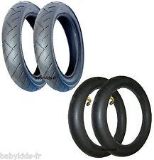 2 pneus poussette Mura et 2 chambres à air - pneus maxi cosi - Bébé Confort